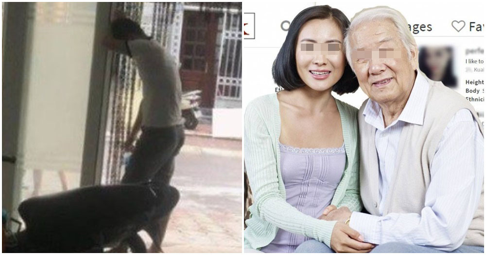 Man Rents Hotel Room To Take A Shower, Discovers His GF Cheating On Him With 50yo Uncle Next Door - WORLD OF BUZZ 3