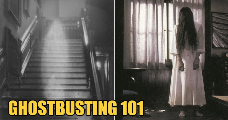 Man Shares Ghostbusting Tips, Says Need to Scare & Threaten Ghosts So They'll Leave You Alone - WORLD OF BUZZ 2