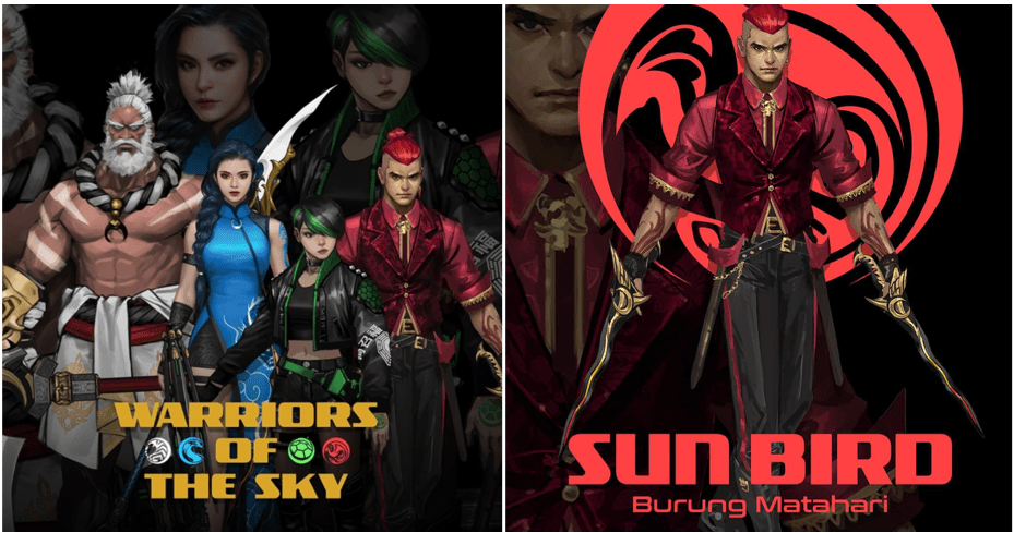 Marvel Announces Sun Bird, The Malaysian Superhero In Marvel Future Fight Mobile Game - WORLD OF BUZZ 3
