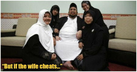 """""""Men Are Allowed To Cheat,"""" M'sian Shares Statement By Religious Teacher & Netizens Are Divided - WORLD OF BUZZ"""