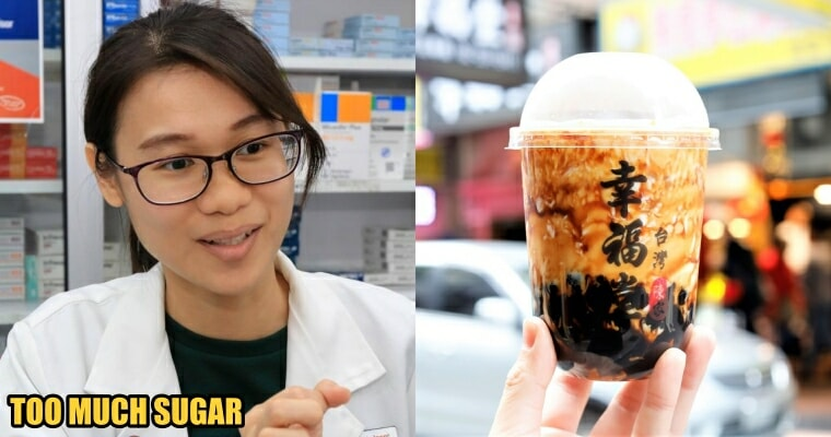 M'sian Dietician Recommends Having Boba Only Twice a Month To Prevent Obesity & Diabetes - WORLD OF BUZZ