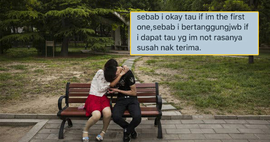 M'sian Man Will Only Have Premarital Sex If GF Is A Virgin, Gets Called Out For Double Standards - WORLD OF BUZZ