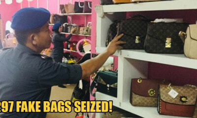 M'sian Online Seller Kantoi For Selling Fake Designer Bags And Purses On Fb & Ig Live, Gets Arrested - World Of Buzz 1