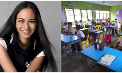 M'sian Teacher Comes To Maya Karin's Aid, Shares Her Struggles With Teaching English - WORLD OF BUZZ