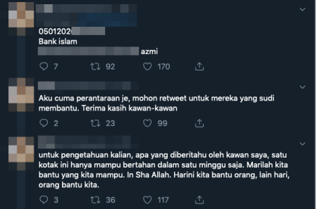 M'sian Twitter User Tries To Start A Crowdfund For Breast Cancer Mum, Netizens Suspicious That He Might Be A Scammer! - WORLD OF BUZZ 1