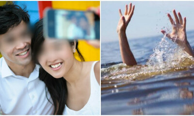 Newlywed & 3 Other Family Members Drown After Selfie Attempt In Fast-Flowing River - WORLD OF BUZZ