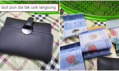 """Not a Cent Taken!"" M'sian Girl Who Lost Her Purse Shocked to Receive It Through Mail - WORLD OF BUZZ"