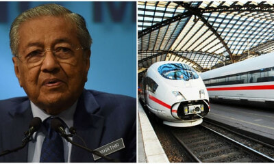 PM Mahatir Confirms MRT Link Between Johor And Singapore Will Proceed - WORLD OF BUZZ 4