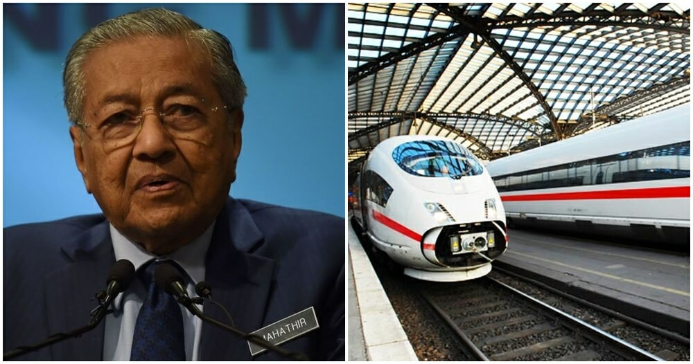 PM Mahatir Confirms MRT Link Between Johor And Singapore Will Proceed - WORLD OF BUZZ 4