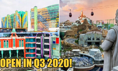 Report: Genting Outdoor Theme Park Mostly Complete, Finally Set to Open in Q3 2020! - WORLD OF BUZZ 3