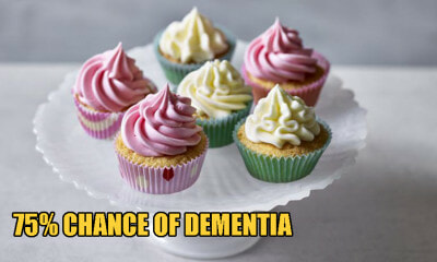 Research: Eating More Cake May Raise Your Risk of Developing Dementia By Up To 74% - WORLD OF BUZZ