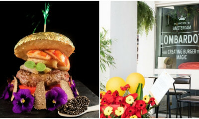 Restaurant In S'pore Released RM 800 Burger And We Are Intrigued - WORLD OF BUZZ