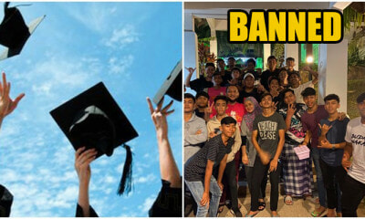 School Deliquents Made Their Own Mini Graduation After Banned From Attending The Real One - WORLD OF BUZZ