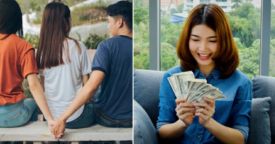 Woman Sells Husband for RM30,000 to His New Lover Since He Didn't - WORLD OF BUZZ