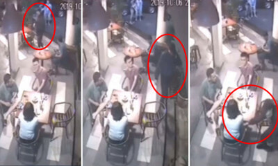 Watch: Snatch Thief in M'sia - WORLD OF BUZZ