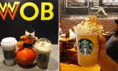 Starbucks Malaysia Will Finally Be Launching Pumpkin Spice Latte on 15 Oct & Here's What It Tastes Like! - WORLD OF BUZZ 6