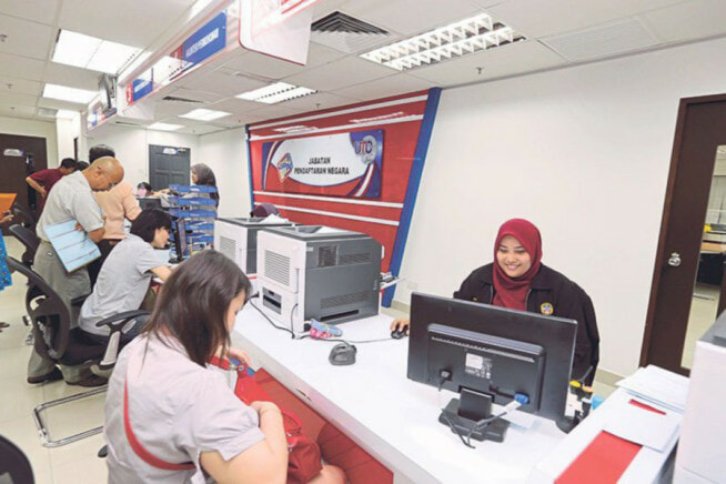 Starting 2020, Malaysians Can Register Birth Certs, MyKad & Marriages Online - WORLD OF BUZZ