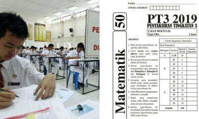 Students Do Not Need to Retake PT3 Papers, Says Ministry of Education - WORLD OF BUZZ 3