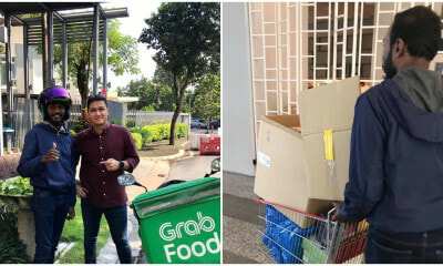 Subang CEO Was So Moved By GRAB Rider's Story, He Gave Him A Permanent Job At His Company - WORLD OF BUZZ 4