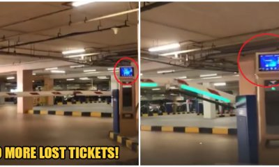 Sunway Pyramid First Mall To Do Away With Parking Tickets, To Use Number Plates Instead - WORLD OF BUZZ