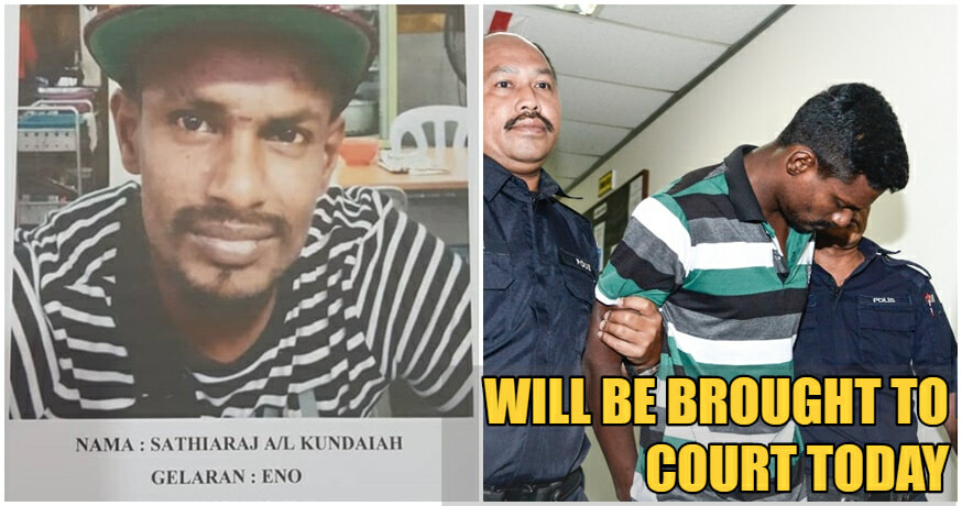 Suspect of 85yo Ampang Elderly Murder Case Will Be Taken to Court Today For Sodomy, - WORLD OF BUZZ 3