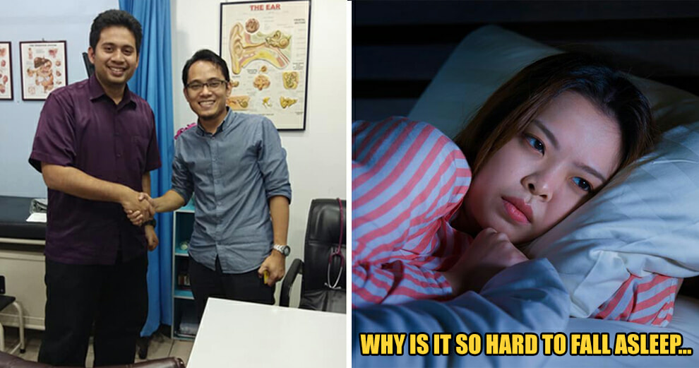 [TEST] This Doctor Shares How Most M'sians Suffer From Insomnia And Ways to Improve Your Sleep Quality - WORLD OF BUZZ
