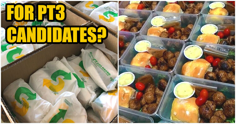These Seremban PT3 Students Have Subway & Meatballs for Coffee Breaks So They Can Score Straight A's - WORLD OF BUZZ