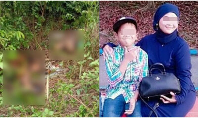 Two Severed Heads Of Dismembered Bodies In Melaka Double Homicide Found In The Balcony Of The Killer's Home - WORLD OF BUZZ 2