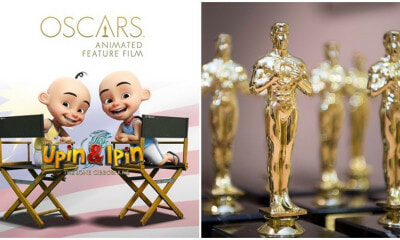 Upin & Ipin Will Be In The Running For Best Animated Feature Film At The 2020 Oscars! - WORLD OF BUZZ