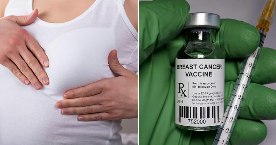 Newly Developed Vaccine Could Cure AND Prevent Breast Cancer Soon, Test Patients Showing Positive Results - WORLD OF BUZZ
