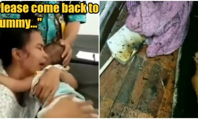 Video: Grief-Stricken Mum Tries To Revive Dead Baby That Was Electrocuted By Exposed Wires - WORLD OF BUZZ