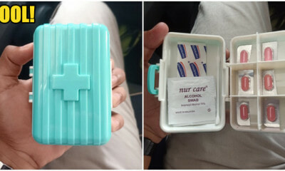 Viral Creative And Functional First Aid Kit Door Gifts From Doctor's Wedding - WORLD OF BUZZ