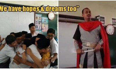 Viral M'sian Teacher Battling Depression Struggles To Find Work Over Stigma Against Mental Health - WORLD OF BUZZ