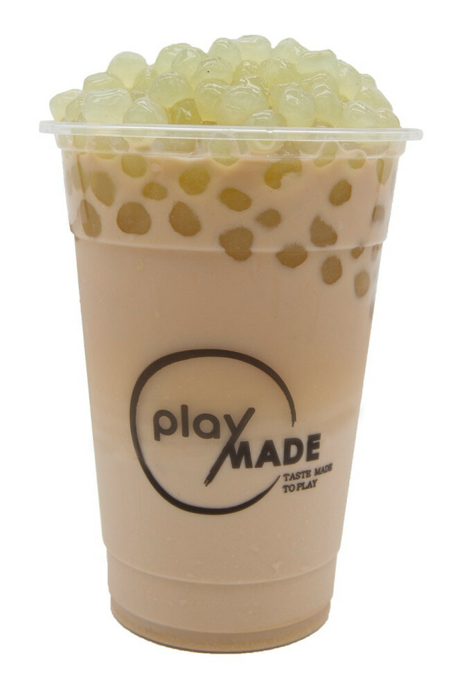 Wasabi Milk Tea with Wasabi Pearls & Mala Pearls Are Now Available & We Are Confused - WORLD OF BUZZ