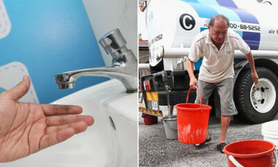Water Cut in These 177 Areas in the Klang Valley - WORLD OF BUZZ