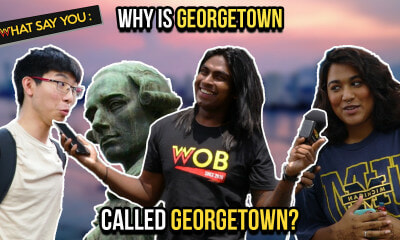 What Say You: Why is Georgetown Called Georgetown? - WORLD OF BUZZ
