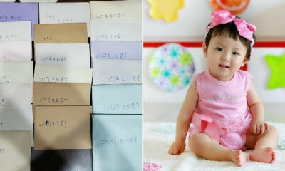 Woman Shares How Husband Wrote 19 Heartfelt Birthday Letters for Baby Daughter Before He Died of Cancer - WORLD OF BUZZ 2