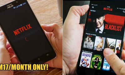 You Can Now Watch Netflix for Only RM17 Per Month & We're the FIRST SEA Country to Get It! - WORLD OF BUZZ