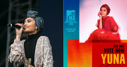 Yuna Makes Malaysia Proud By Getting Nominated At Mtv Ema 2019 For The Fourth Time - World Of Buzz