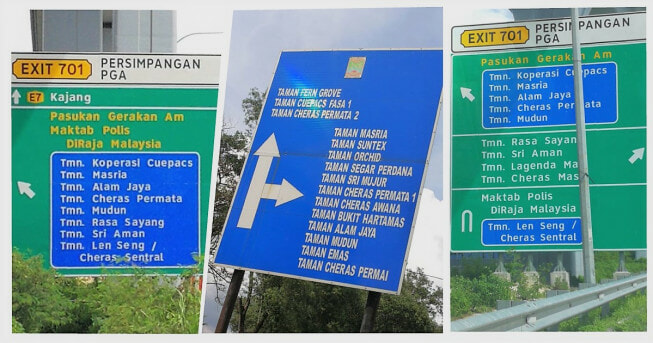 12 Things Every Malaysian Who Lives in Cheras Can Definitely Understand - WORLD OF BUZZ