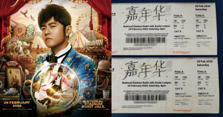 17yo Malaysian Girl Got Scammed RM1,626 For Buying Jay Chou Concert Tickets from a Proxy Buyer - WORLD OF BUZZ 2
