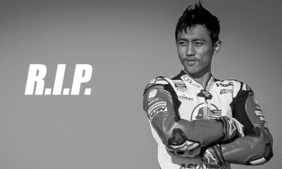 20-Year-Old Afridza Munadar Dies in Super Bike Racing Accident in Sepang Circuit - WORLD OF BUZZ 2