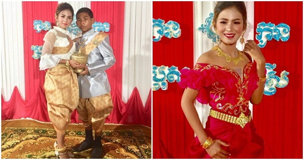21-year-old Woman's Marriage to 14-year-old Boy Leaves Jealous Netizens In Shock! - WORLD OF BUZZ 7