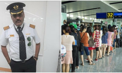 48yo Man Pretends To Be Pilot To Get Perks At The Airport, Skip Queues & Security Checks - WORLD OF BUZZ