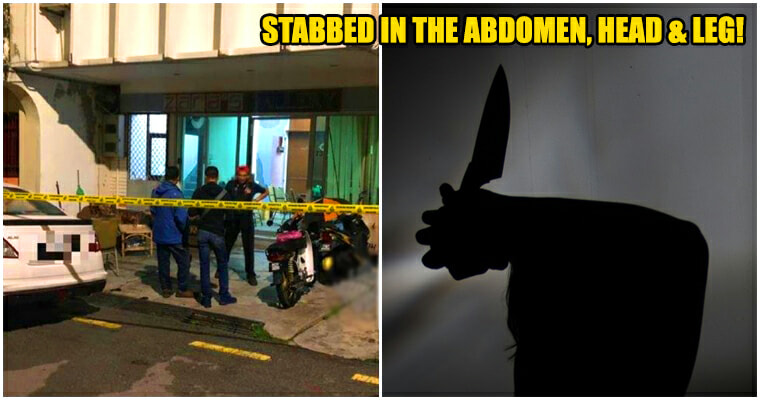 69 yo Penang Uncle Stabs Foreign Lodger At Guest House After They Both Tried to Go Toilet - WORLD OF BUZZ 1