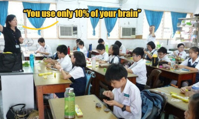7 Things Our Teachers Have Taught Wrongly Back in School - WORLD OF BUZZ