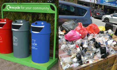 7 Types of Rubbish That You Thought They Can but Actually Cannot Be Recycled - WORLD OF BUZZ