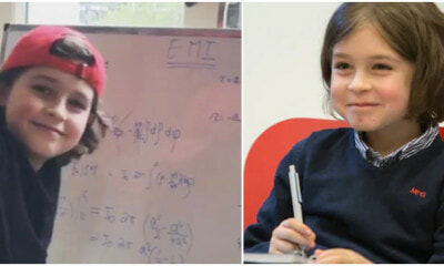 9yo Boy Is The World's Youngest University Graduate With A Electrical Engineering Degree - WORLD OF BUZZ 2