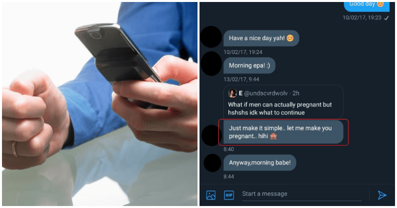 M'sian Husband Exposed Online By Wo - WORLD OF BUZZ
