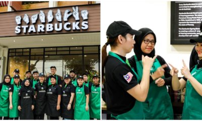 Penang Is Now Home To Malaysia's Second Starbucks Signing Store! - World Of Buzz